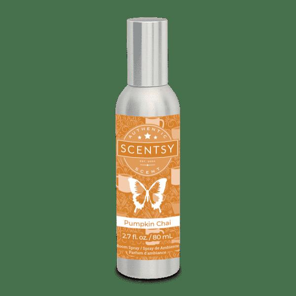 Pumpkin Chai Scentsy Room Spray