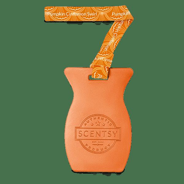 Pumpkin Cinnamon Swirl Scentsy Car Bar