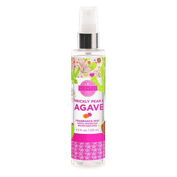 R1-BODY-FragranceMist-PrickleyPearAndAgave-ISO-SS20 | NEW! PRICKLY PEAR & AGAVE SCENTSY BODY MIST SPRAY | Shop Scentsy | Incandescent.Scentsy.us