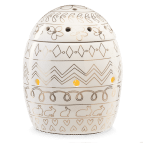 EGGS PRESS YOURSELF SCENTSY WARMER