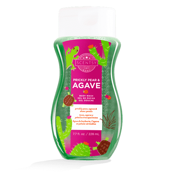 PRICKLY PEAR & AGAVE SCENTSY BODY WASH | PRICKLY PEAR & AGAVE SCENTSY BODY WASH | Incandescent.Scentsy.us