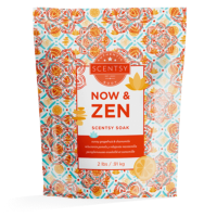 NOW AND ZEN SCENTSY SOAK