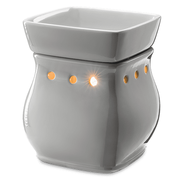 R1HOMEClassicCurveGrayGlow248ISOSS19 (1)   What is a Scentsy Warmer?   Scentsy® Online Store   Scentsy Warmers & Scents   Incandescent.Scentsy.us