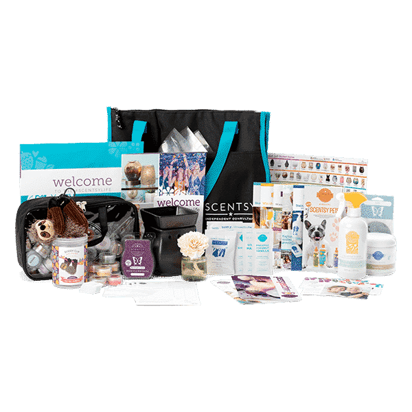 FALL 2020 SCENTSY STARTER KIT