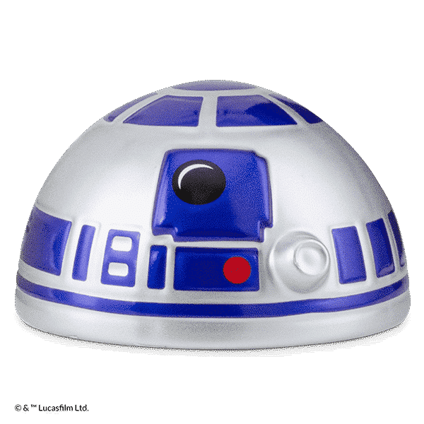 NEW! R2-D2™ – Scentsy Warmer | Star Wars | Incandescent.Scentsy.us