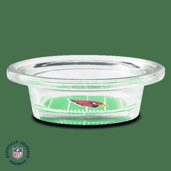 NFL ARIZONA CARDINALS - SCENTSY WARMER DISH ONLY