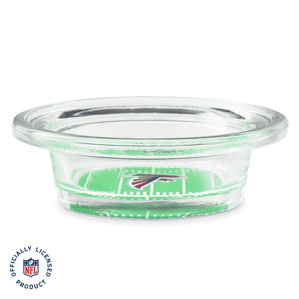 ATLANTA FALCONS SCENTSY WARMER DISH ONLY | NFL ATLANTA FALCONS - SCENTSY WARMER DISH ONLY