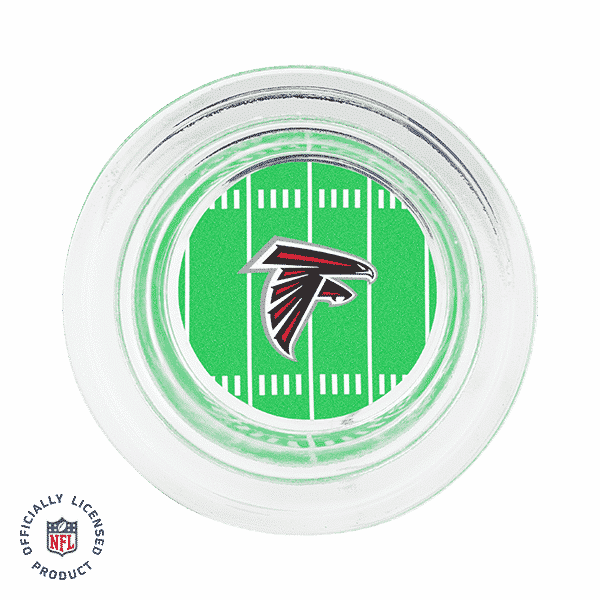 ATLANTA FALCONS SCENTSY WARMER DISH ONLY