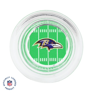 NFL BALTIMORE RAVENS - SCENTSY WARMER DISH ONLY