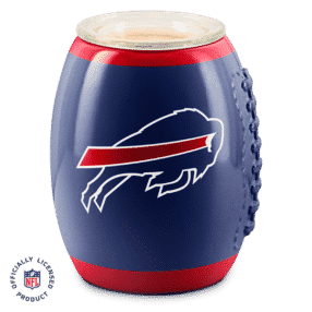 BUFFALO BILLS SCENTSY WARMER NFL FOOTBALL