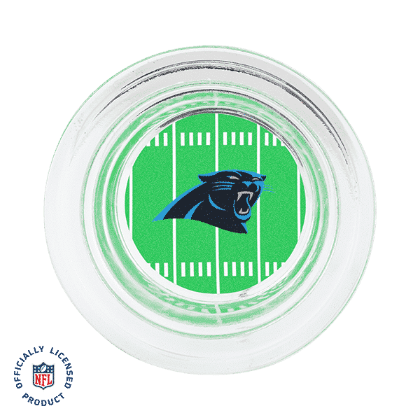NFL CAROLINA PANTHERS - SCENTSY WARMER DISH ONLY