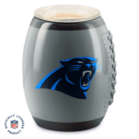 CAROLINA PANTHERS SCENTSY WARMER NFL FOOTBALL