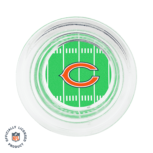 NFL CHICAGO BEARS - SCENTSY WARMER DISH ONLY