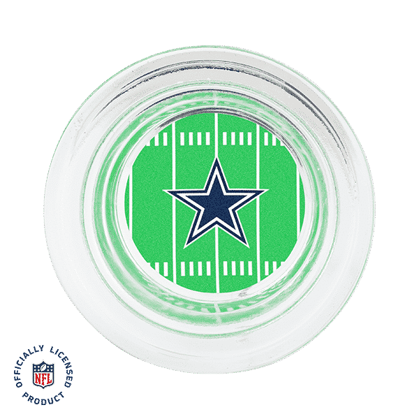 NFL DALLAS COWBOYS - SCENTSY WARMER DISH ONLY