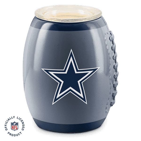 DALLAS COWBOYS SCENTSY WARMER NFL FOOTBALL