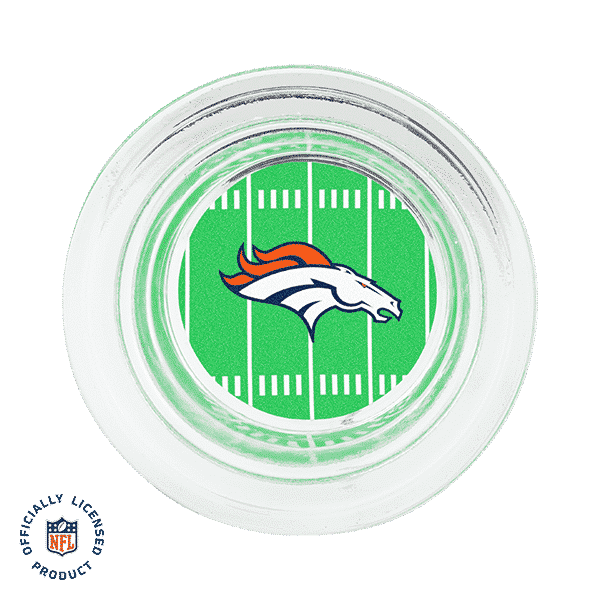 NFL DENVER BRONCOS - SCENTSY WARMER DISH ONLY
