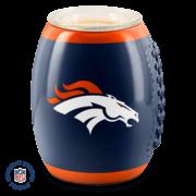 DENVER BRONCOS SCENTSY WARMER NFL FOOTBALL