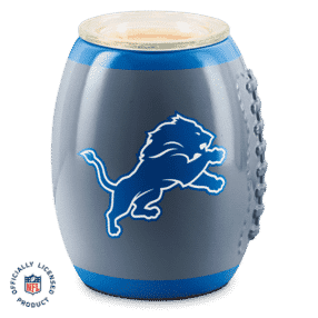 NFL: Detroit Lions – Scentsy Warmer