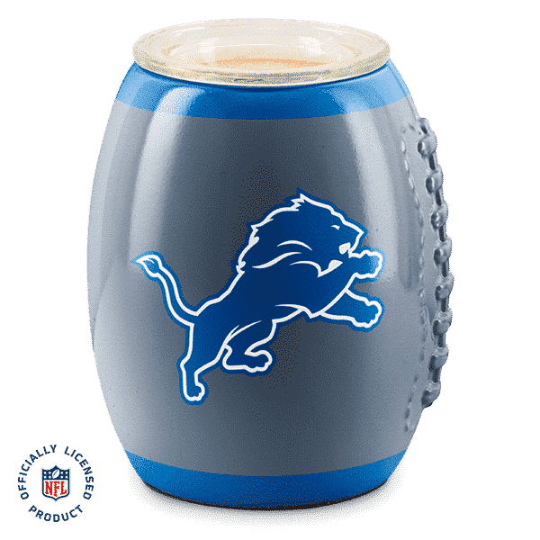 NFL: Detroit Lions – Scentsy Warmer