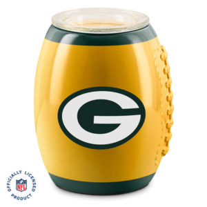 GREEN BAY PACKERS SCENTSY WARMER