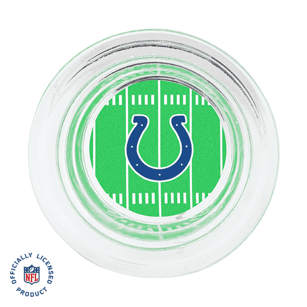 NFL INDIANAPOLIS COLTS - SCENTSY WARMER DISH ONLY
