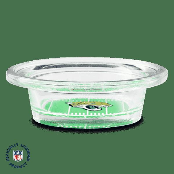NFL JACKSONVILLE JAGUARS - SCENTSY WARMER DISH ONLY