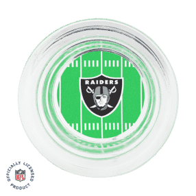 NFL LAS VEGAS RAIDERS - SCENTSY WARMER DISH ONLY