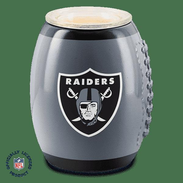 NFL: Las Vegas Raiders – Scentsy Warmer