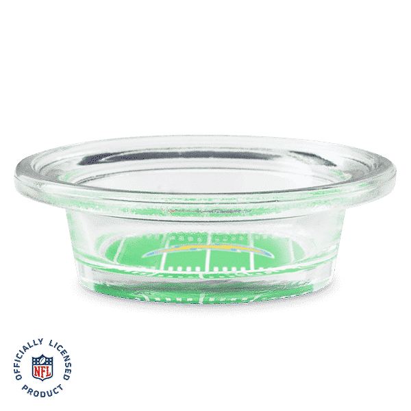 NFL LOS ANGELES CHARGERS - SCENTSY WARMER DISH ONLY