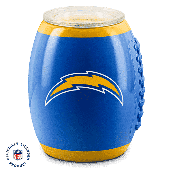 LOS ANGELES CHARGERS SCENTSY WARMER NFL FOOTBALL