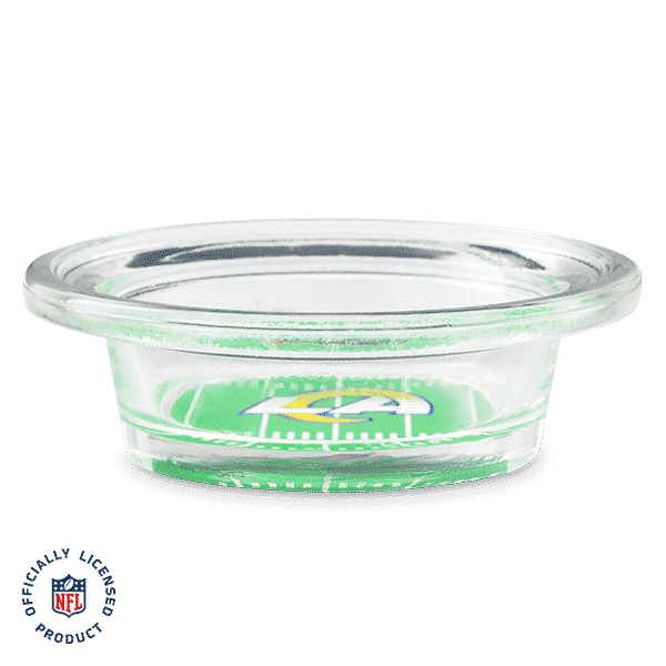 NFL LOS ANGELES RAMS – SCENTSY WARMER DISH ONLY