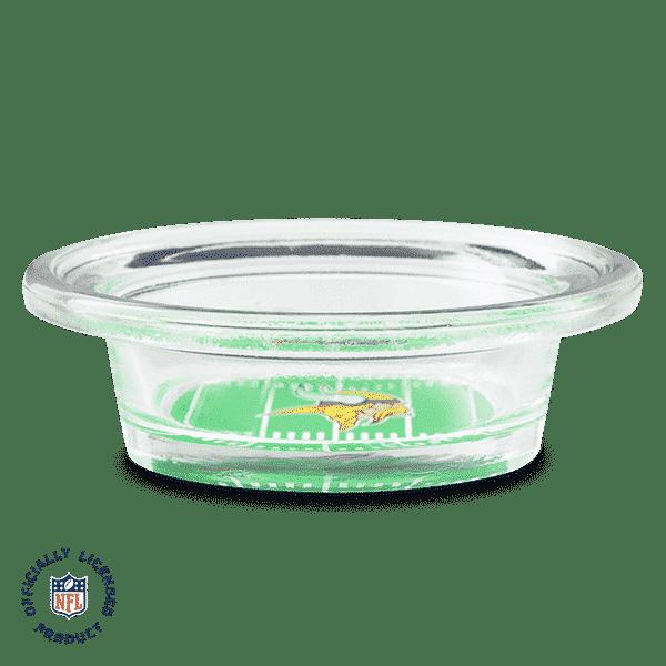 NFL MINNESOTA VIKINGS - SCENTSY WARMER DISH ONLY