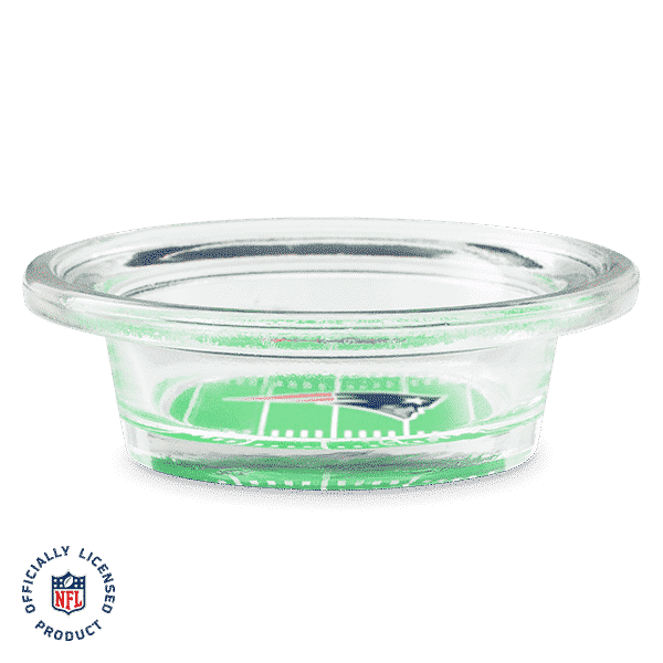 NFL NEW ENGLAND PATRIOTS - SCENTSY WARMER DISH ONLY