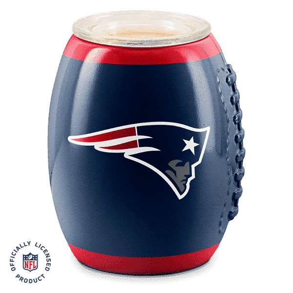 NFL NEW ENGLAND PATRIOTS SCENTSY WARMER