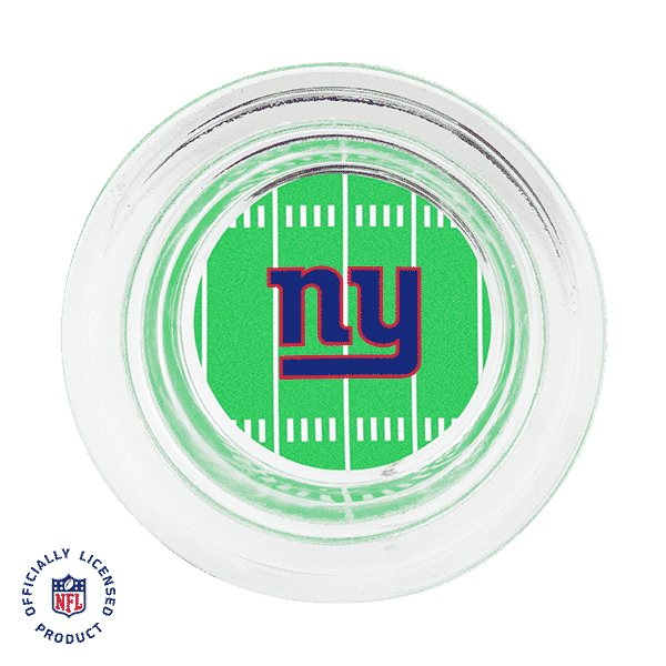 NFL NEW YORK GIANTS - SCENTSY WARMER DISH ONLY