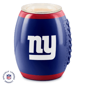 NFL NEW YORK GIANTS SCENTSY WARMER