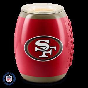 NFL: San Francisco 49ers – Scentsy Warmer