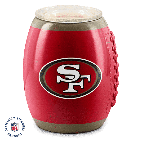 NFL: San Francisco 49ers – Scentsy Warmer