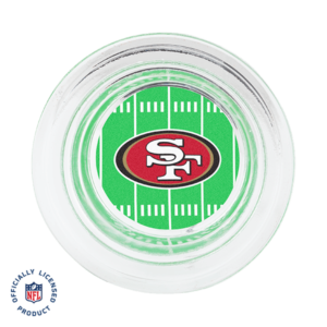 NFL SAN FRANCISCO 49ERS - SCENTSY WARMER DISH ONLY