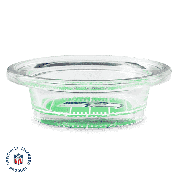 NFL SEATTLE SEAHAWKS - SCENTSY WARMER DISH ONLY | NFL SEATTLE SEAHAWKS - SCENTSY WARMER DISH ONLY