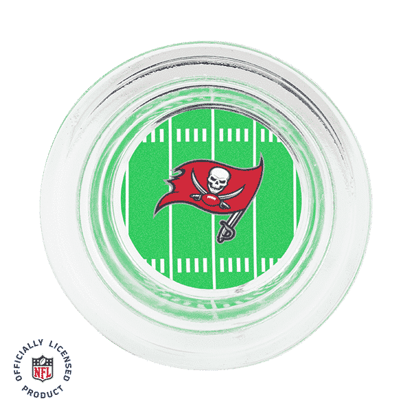 NFL TAMPA BAY BUCCANEERS - SCENTSY WARMER DISH ONLY