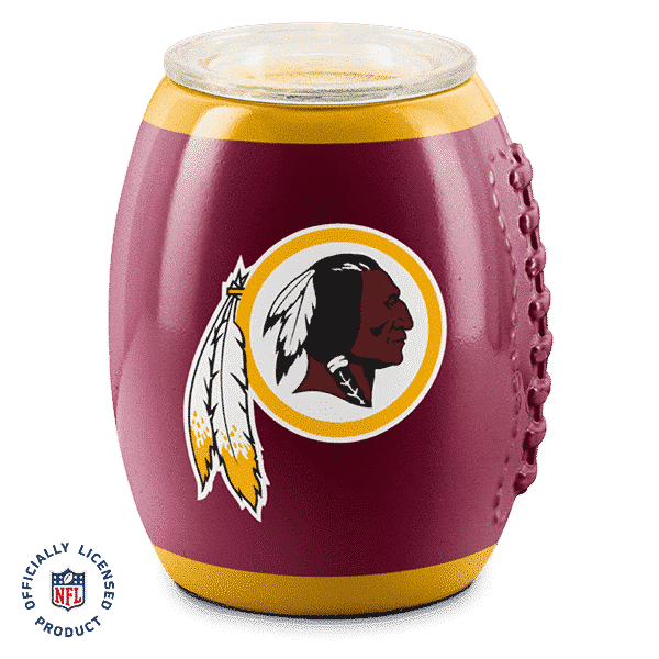NFL: Washington Redskins – Scentsy Warmer