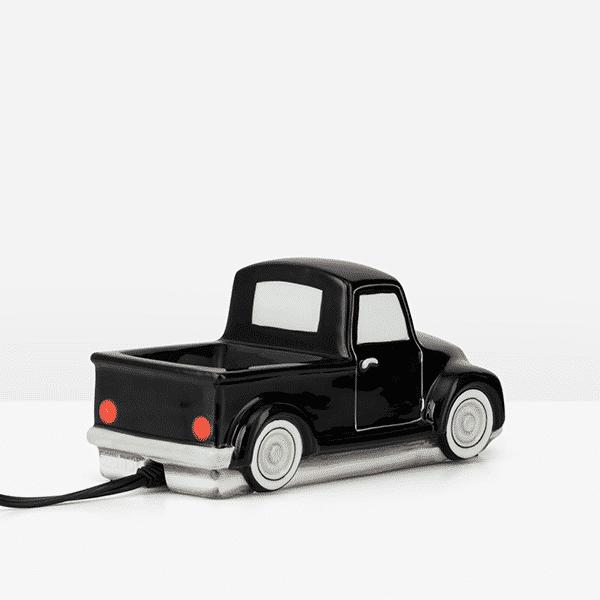 RETRO BLACK SCENTSY WARMER TRUCK BACK | NEW! Retro Black Truck Scentsy Warmer | Father's Day 2021 | Incandescent.Scentsy.us