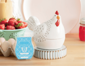 ROOST SCENTSY WARMER