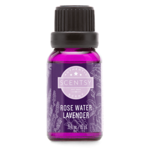 ROSE WATER LAVENDER SCENTSY OIL