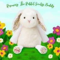 ROSEMARY THE RABBIT SCENTSY BUDDY | NEW! Stitch Scentsy Warmers & Buddies | Disney Lilo & Stitch