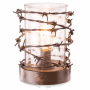 RUSTIC RANCH SCENTSY WARMER