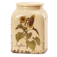 RUSTIC SUNFLOWER SCENTSY WARMER