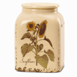 RUSTIC SUNFLOWER SCENTSY WARMER | Shop Scentsy | Incandescent.Scentsy.us