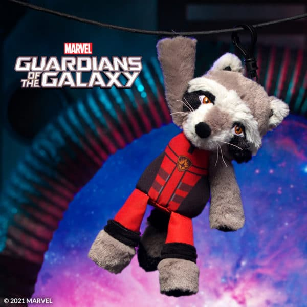 Rocket Scentsy Buddy Clip 1 | Rocket Scentsy Buddy Clip | Marvel - Scentsy Collection